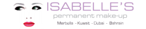 The Isabelle's Permanent Makeup Official Logo.
